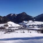 Skigebiet Riesenlehen-Lift, St. Georgen/Reith