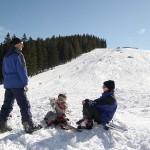 Skigebiet Arabichl, Kirchberg/Wechsel