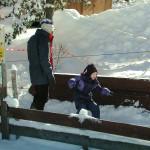 Skigebiet Schilifte Kalte Kuchl