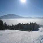 Skigebiet Hochbärneck, St. Anton/Jeßnitz