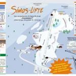 Pistenpanorama Simas-Lifte, Wechselland